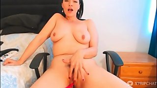 aunty big BOOBS horny mamando #stripchat