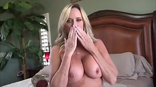Shameless mature stepmom gets hot creampie from her stepson