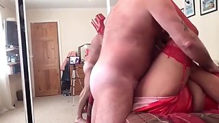 Chubby amateur norwegian milf from horer.eu