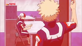 TODOBAKU HOT MOMENT