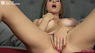 Krissy Lynn mature solo pleasure