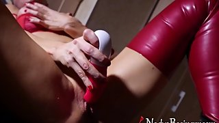 Blonde Masturbate Sex Toy - Hot MILF Solo