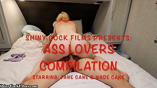 Ass Lovers Compilation