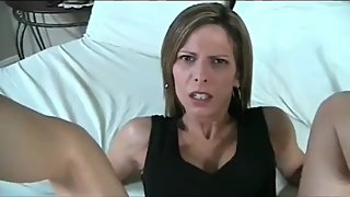 Cheating american mature wife gets rough anal drilled by her roommate