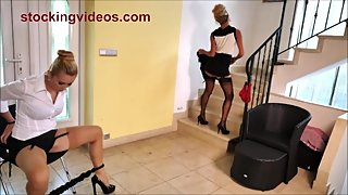 StockingVideos - Twisted Sex with Mistress Victoria