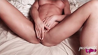 Amateur Blowjob Cock Neighbor and Rough Sex after Workout