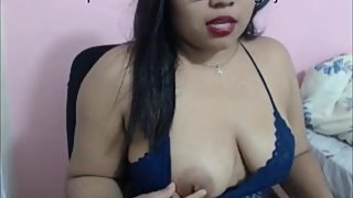 Camila Colombian Latina Skype Webcam