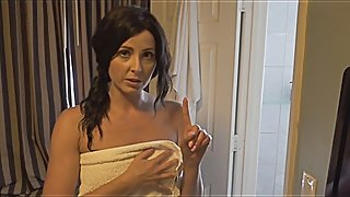 POV Step Mom Showers With Step Son Complete Series Helena Price