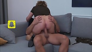 Pawg Mature Mom Gets Anal Sex From Boy [HD]
