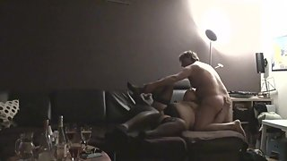 BBC + Fisting + Anal double creampie