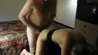 Husband films his naughty wife gets nice pounded by her ex