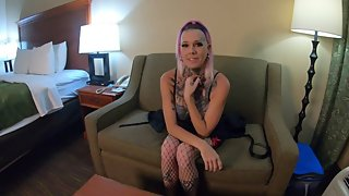 Chassidy Lynn - 4k,Smoking MILF,Hotel Escort Sex, Rough Fuck, Huge Creampie