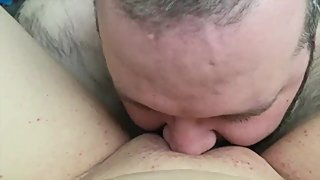 My cumpilation, vol. 4 Ч fingering and eating lovely lower lady lips